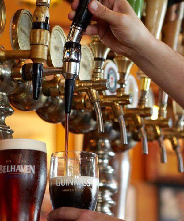 Оборудование для розлива пива для бара